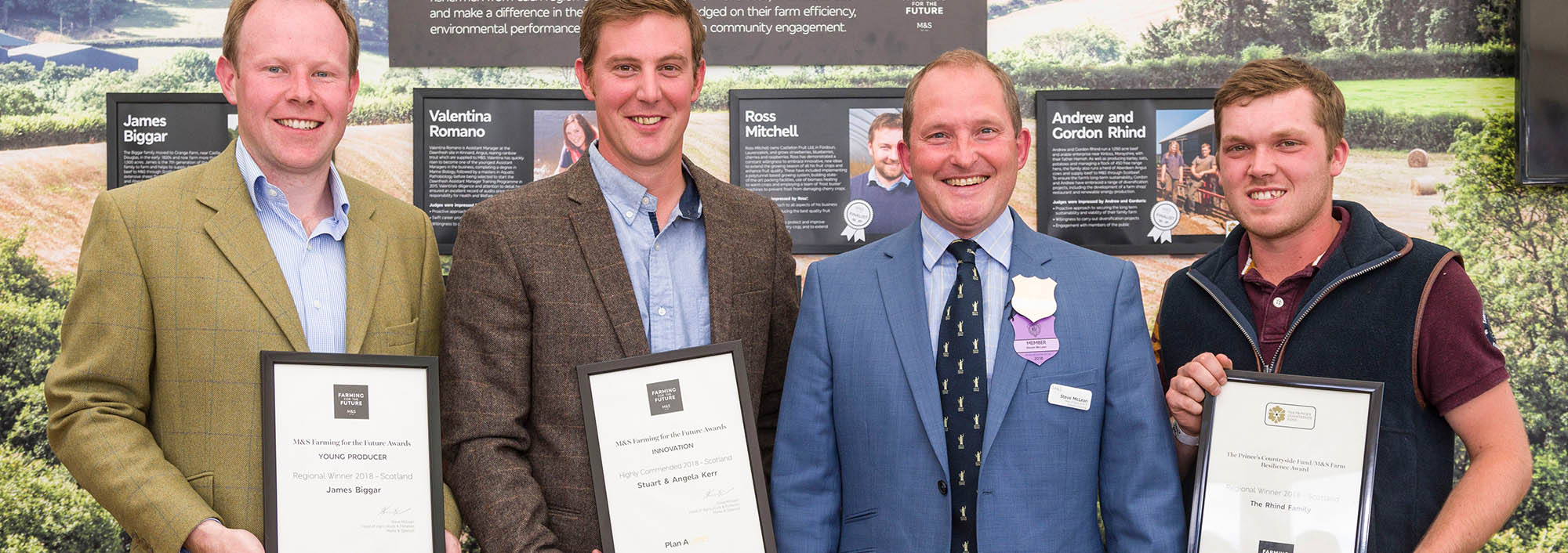 M&S Farming for the Future Awards